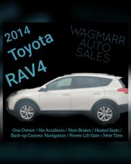 Used 2014 Toyota RAV4 LIMITED  for sale in Kingston, ON