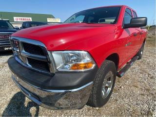 Used 2011 RAM 1500 ST for sale in Tilbury, ON