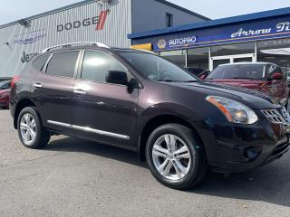Used 2013 Nissan Rogue SV for sale in Aylmer, ON