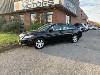 Used 2009 Toyota Camry Automatic/ LE /Bluetooth/In Excellent Condition for sale in North York, ON