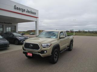 Used 2019 Toyota Tacoma TRD Offroad ACCESS CAB for sale in Renfrew, ON