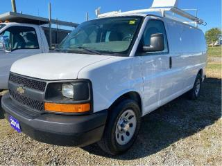 Used 2014 Chevrolet Express 1WT for sale in Tilbury, ON
