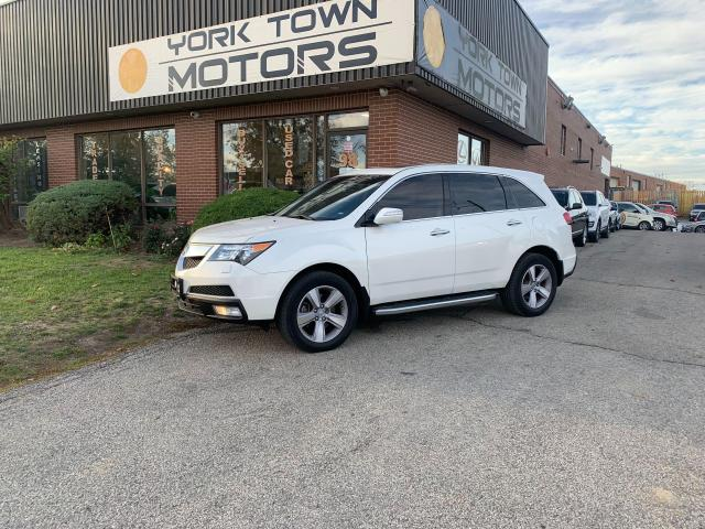 2013 Acura MDX AWD/1owner/NoAccident/Bluetooth/RearCam/LowKM/Base