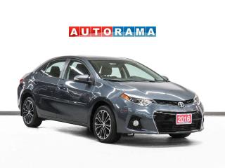 Used 2016 Toyota Corolla S Sunroof Backup Camera Heated Seats for sale in Toronto, ON