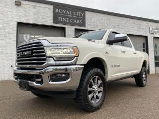 Used 2019 RAM 2500 Laramie Longhorn Cummins Crew Cab for sale in Guelph, ON
