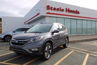 Used 2016 Honda CR-V Touring for sale in St. John's, NL