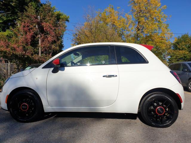 2015 Fiat 500 Pop Photo5