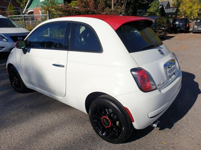 2015 Fiat 500 Pop Photo8