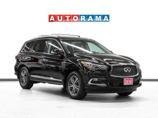 Used 2016 Infiniti QX60 AWD Navigation Leather Sunroof Backup Camera for sale in Toronto, ON