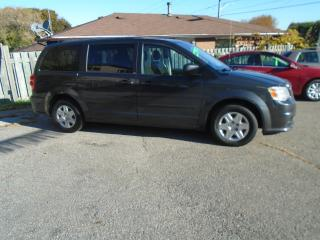 Used 2012 Dodge Grand Caravan SXT for sale in Orillia, ON