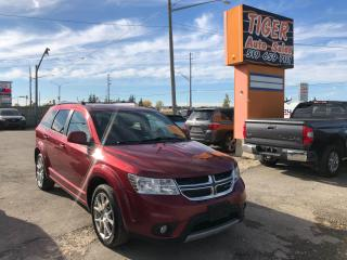 Used 2011 Dodge Journey SXT**CREW**SUNROOF**TOUCH SCREEN**CERTIFIED for sale in London, ON