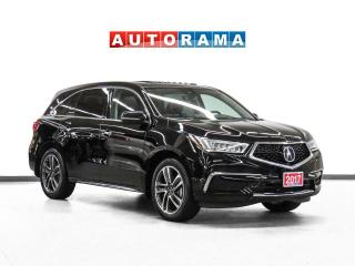 Used 2017 Acura MDX Nav Pkg AWD Leather Sunroof Backup Camera for sale in Toronto, ON