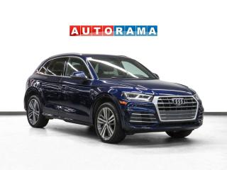 Used 2018 Audi Q5 Technik S-Line Quattro Nav Leather PanoRoof Bcam for sale in Toronto, ON