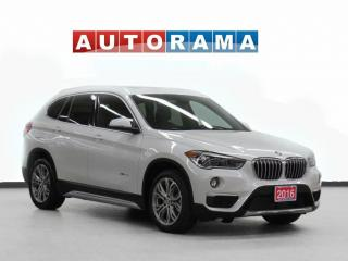 Used 2016 BMW X1 xDrive28i Nav Leather PanoRoof Backup Cam for sale in Toronto, ON