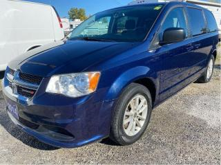 Used 2014 Dodge Grand Caravan SXT for sale in Tilbury, ON