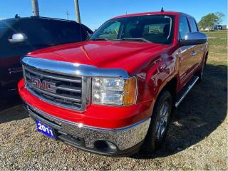Used 2011 GMC Sierra 1500 SLE for sale in Tilbury, ON