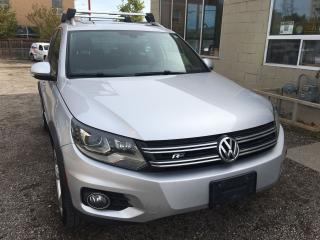 Used 2014 Volkswagen Tiguan Highline for sale in Waterloo, ON