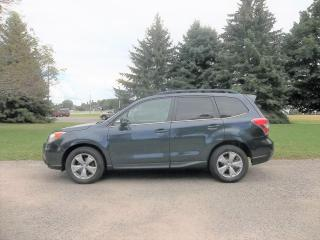 Used 2014 Subaru Forester 2.5i Touring/ Limited AWD for sale in Thornton, ON