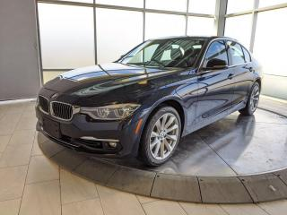 Used 2017 BMW 3 Series Low Mileage - One Owner! for sale in Edmonton, AB