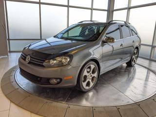 Used 2012 Volkswagen Golf Wagon HIGHLINE for sale in Edmonton, AB