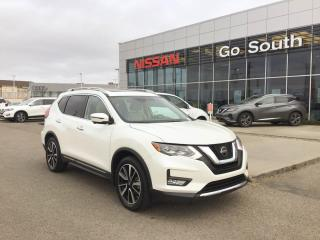 Used 2018 Nissan Rogue SL, AWD, LEATHER, NAVIGATION for sale in Edmonton, AB