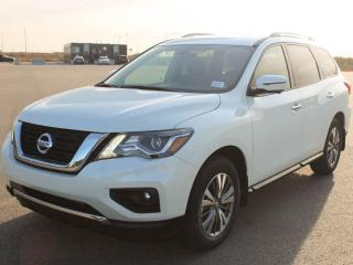 New 2020 Nissan Pathfinder PLATINUM BACK UP CAMERA HEATED SEATS SUNROOF for sale in Edmonton, AB
