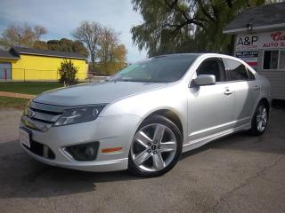 Used 2011 Ford Fusion SPORT for sale in Oshawa, ON