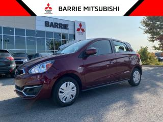 Used 2018 Mitsubishi Mirage ES for sale in Barrie, ON