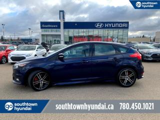 Used 2017 Ford Focus ST/252HP/ROOF/BACKUP CAM/NAV for sale in Edmonton, AB