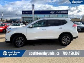 Used 2016 Nissan Rogue SL/AWD/LEATHER/PANO ROOF/NAVI for sale in Edmonton, AB