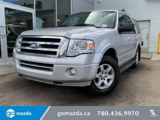 Used 2014 Ford Expedition XLT - 4X4, REMOTE START, CLOTH, BLUETOOTH, AND MUCH MORE! DON'T MISS OUT! for sale in Edmonton, AB