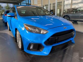 Used 2016 Ford Focus RS AWD, SUNROOF, POWER HEATED LEATHER SEATS, NAVI for sale in Edmonton, AB