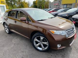 Used 2011 Toyota Venza AWD/BLUETOOTH/LOADED/ALLOYS/SPOILER/FOGLIGHTS/P ++ for sale in Scarborough, ON