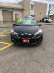 Used 2014 Kia Forte EX for sale in Kitchener, ON