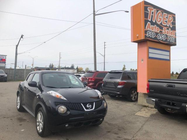 2012 Nissan Juke SL**ONLY 68KMS**LOADED**NEW TIRES**CERTIFIED