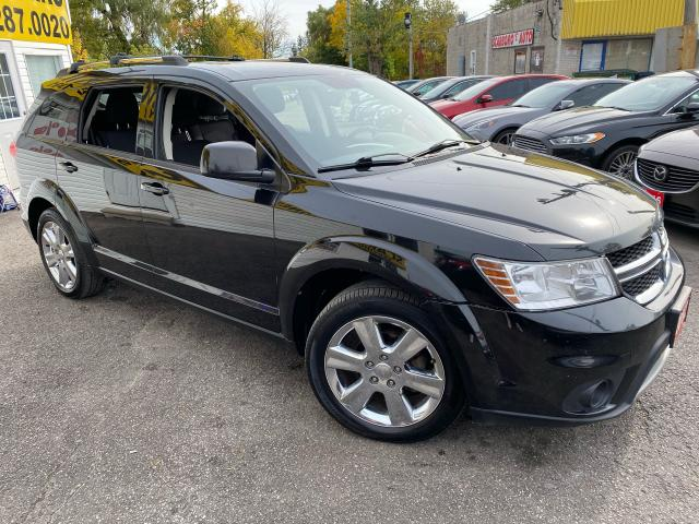 2012 Dodge Journey SXT/7PASS/LOADED/TINTED/ALLOYS/CLEAN CARFAX