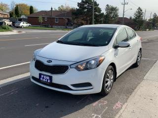 Used 2014 Kia Forte LX for sale in Scarborough, ON