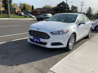 Used 2014 Ford Fusion S Hybrid for sale in Scarborough, ON