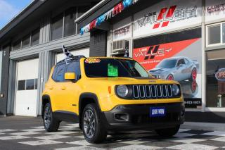 Used 2016 Jeep Renegade North for sale in Sudbury, ON