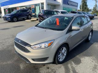 Used 2015 Ford Focus SE for sale in Duncan, BC