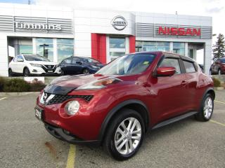 Used 2016 Nissan Juke SL for sale in Timmins, ON