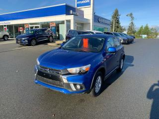 Used 2018 Mitsubishi RVR SE for sale in Duncan, BC