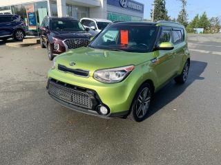 Used 2014 Kia Soul SX for sale in Duncan, BC