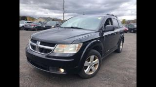 Used 2010 Dodge Journey SXT 7PASSENGER EXTRATIRESONRIMS SUNROOF for sale in Toronto, ON