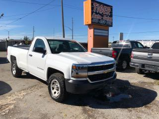 Used 2017 Chevrolet Silverado 1500 **ONLY 155KMS**6 CYLINDER**CERTIFIED for sale in London, ON