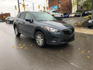 Used 2013 Mazda CX-5 GX/AUTO/BLUETOOTH/CERTIFIED for sale in Toronto, ON