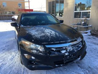 Used 2012 Honda Accord EX-L W/NAVI for sale in Waterloo, ON