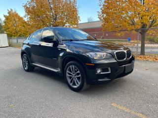 Used 2013 BMW X6 35i for sale in North York, ON