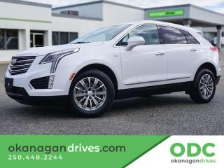 Used 2017 Cadillac XT5 Luxury AWD for sale in Kelowna, BC
