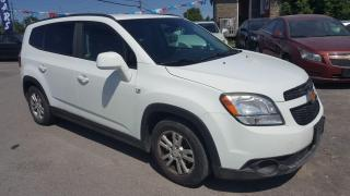 Used 2012 Chevrolet Orlando 1LT for sale in Gloucester, ON